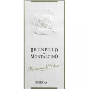 Valdicava Brunello di Montalcino Riserva Madonna del Piano 2007 (6x75cl)