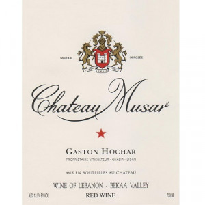 Musar Red 2004 (6x75cl)