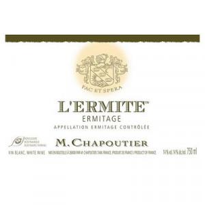 Chapoutier Ermitage L'Ermite Blanc 2017 (6x75cl)