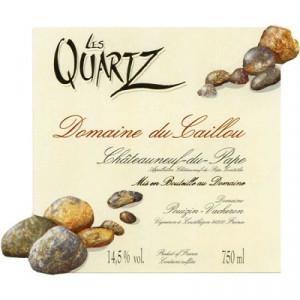 Clos du Caillou Chateauneuf-du-Pape Les Quartz 2016 (6x75cl)