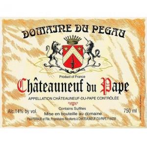 Pegau Chateauneuf-du-Pape Cuvee Reservee 2017 (6x75cl)