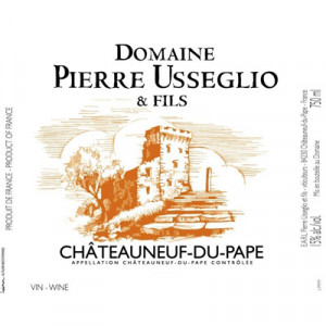 Pierre Usseglio Chateauneuf-du-Pape 2016 (12x75cl)