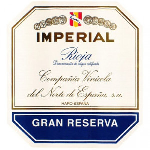 CVNE Imperial Rioja Gran Reserva 2012 (3x150cl)