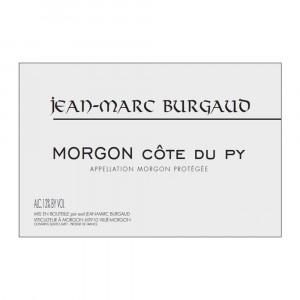 Jean-Marc Burgaud Morgon Cote Py 2018 (12x75cl)