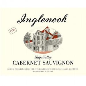 Inglenook Cask Cabernet Sauvignon 2016 (6x75cl)