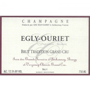 Egly-Ouriet Grand Cru Brut Tradition NV (6x75cl)