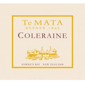 Te Mata Coleraine 2018 (6x75cl)