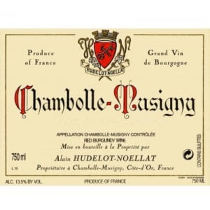 Hudelot-Noellat Chambolle-Musigny 2016 (6x75cl)