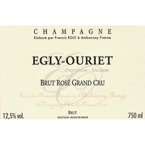 Egly-Ouriet Brut Rose NV (6x75cl)
