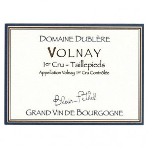 Dublere Volnay 1er Cru Taillepieds 2015 (12x75cl)