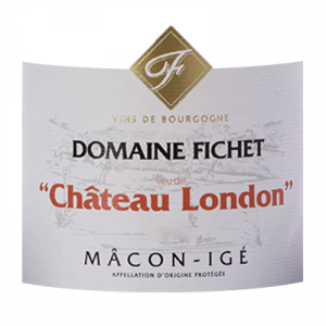Fichet Macon-Ige Chateau London 2017 (6x75cl)