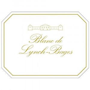 Blanc de Lynch Bages 2017 (6x75cl)