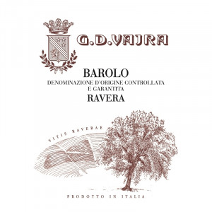 GD Vajra Barolo Ravera 2016 (6x75cl)