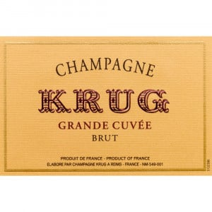 Krug Grande Cuvee Edition 164 NV (6x75cl)