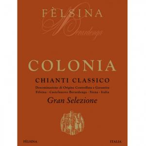 Felsina Chianti Classico Gran Selezione Colonia 2016 (6x75cl)