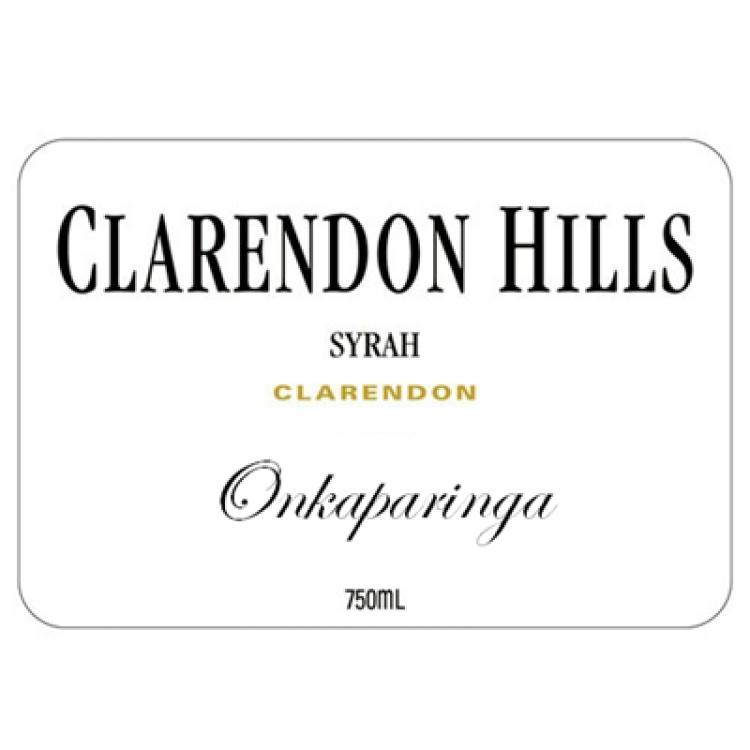 Clarendon Hills Onkaparinga Syrah 2005 (6x75cl)
