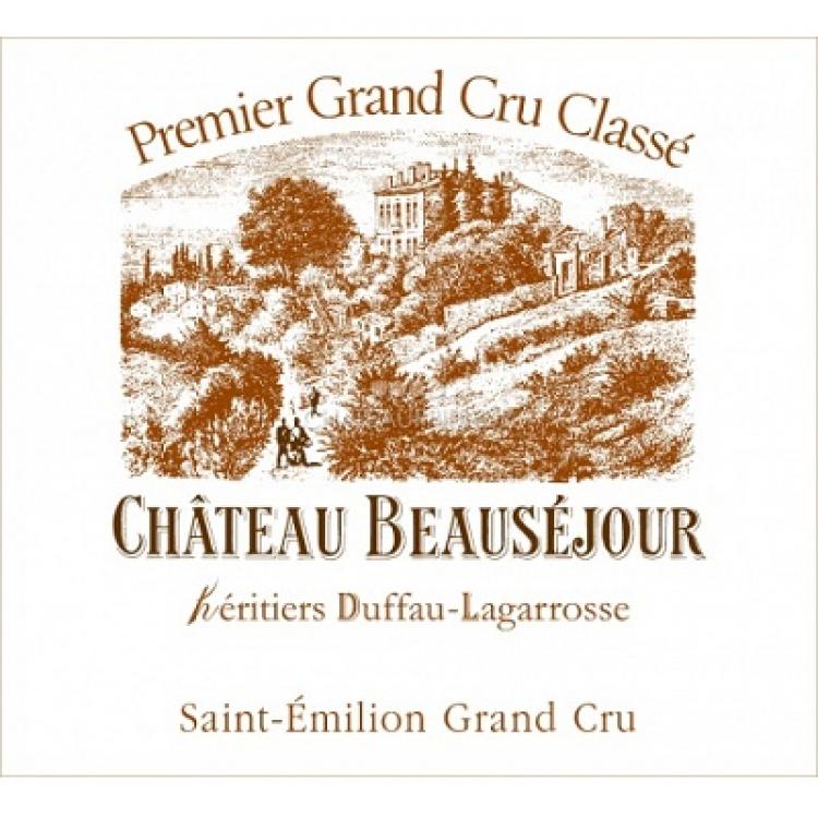 Beausejour Duffau-Lagarrosse 2016 (1x600cl)