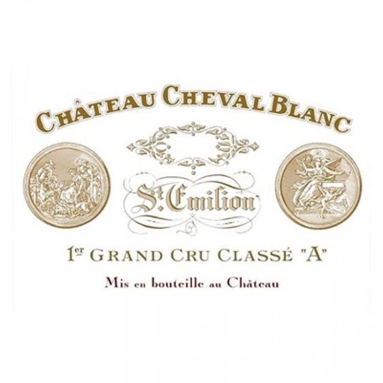 Cheval Blanc 2019 (1x600cl)