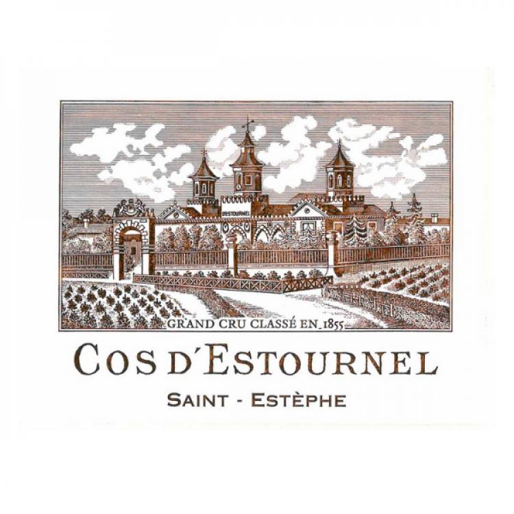 Cos d'Estournel 2019 (6x75cl)