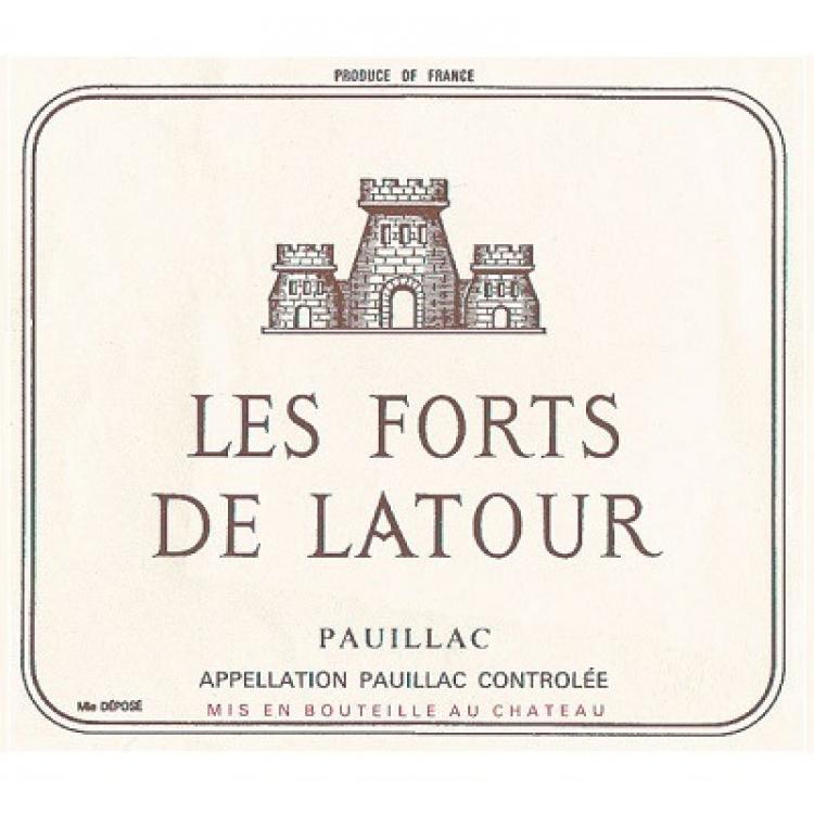 Les Forts de Latour 2010 (6x75cl)