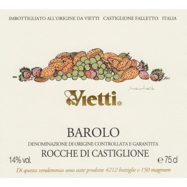 Vietti Barolo Rocche 2014 (6x75cl)