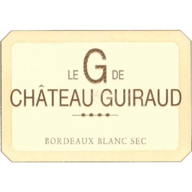G de Guiraud 2019 (6x75cl)