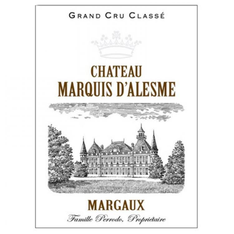 Marquis d'Alesme 2016 (6x75cl)