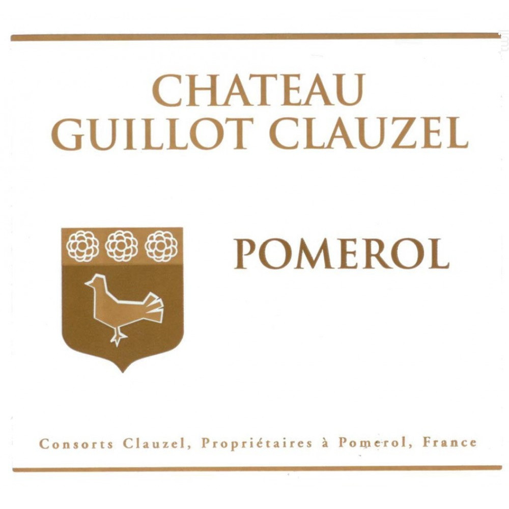 Guillot Clauzel 2019 (6x75cl)