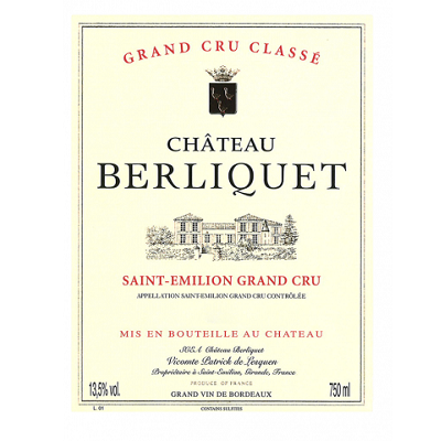 Berliquet 2019 (6x75cl)