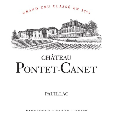 Pontet Canet 2008 (6x75cl)