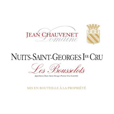 Jean Chauvenet Nuits-Saint-Georges 1er Cru Les Bousselots 2019 (6x75cl)