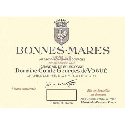 Comte Georges de Vogue Bonnes-Mares Grand Cru 2018 (6x75cl)