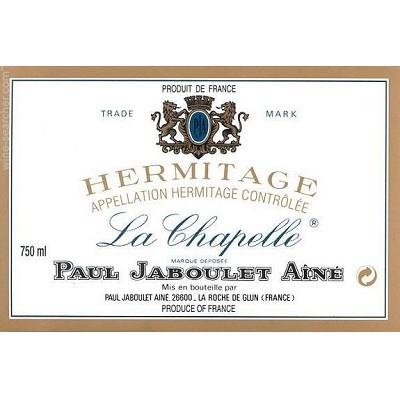 Paul Jaboulet Aine Hermitage La Chapelle Blanc 2014 (1x150cl)