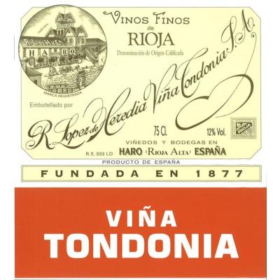 Lopez Heredia Tondonia Rosado Gran Reserva 2010 (3x75cl)