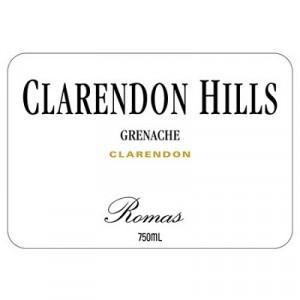 Clarendon Hills Romas Grenache 2007 (6x75cl)