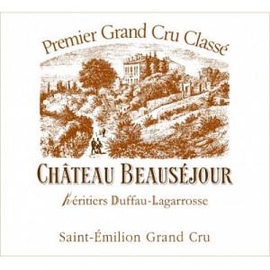 Beausejour Duffau-Lagarrosse 2016 (6x75cl)