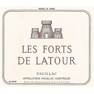 Les Forts de Latour 2010 (12x75cl)