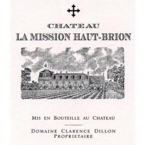 La Mission Haut-Brion 2015 (6x75cl)