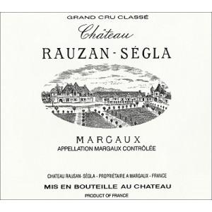 Rauzan-Segla 2018 (6x75cl)