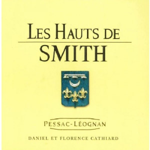 Les Hauts de Smith Blanc 2017 (6x75cl)