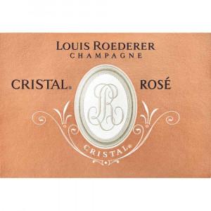Louis Roederer Cristal Rose 2008 (3x75cl)