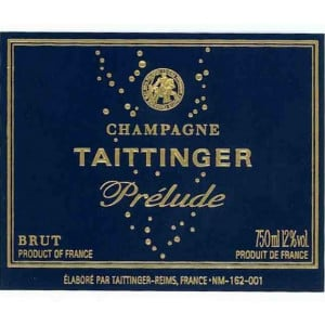 Taittinger Prelude Grands Crus NV (6x75cl)
