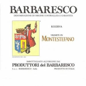 Produttori del Barbaresco Barbaresco Montestefano Riserva 2015 (6x75cl)