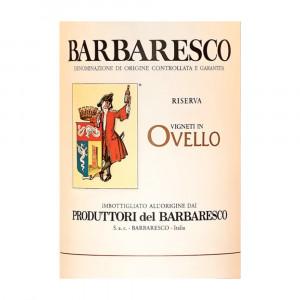 Produttori del Barbaresco Barbaresco Ovello Riserva 2015 (6x75cl)