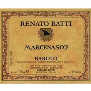 Renato Ratti Barolo Marcenasco 2016 (6x75cl)