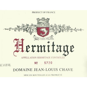 Jean-Louis Chave Hermitage 2017 (6x75cl)