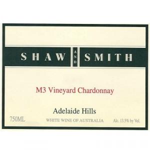 Shaw + Smith M3 Chardonnay 2018 (6x75cl)