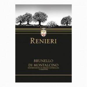 Renieri Brunello di Montalcino 2015 (6x75cl)