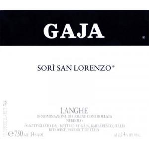 Gaja Sori San Lorenzo 2013 (6x75cl)