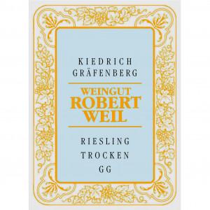 Robert Weil Kiedrich Grafenberg Riesling Trocken GG 2019 (6x75cl)